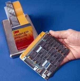 3M620防静电胶带切割