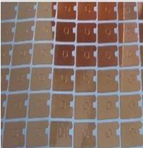 铜箔垫片加工图片