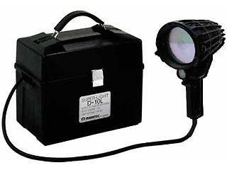 Super Light D-10L手提式紫外线探伤灯